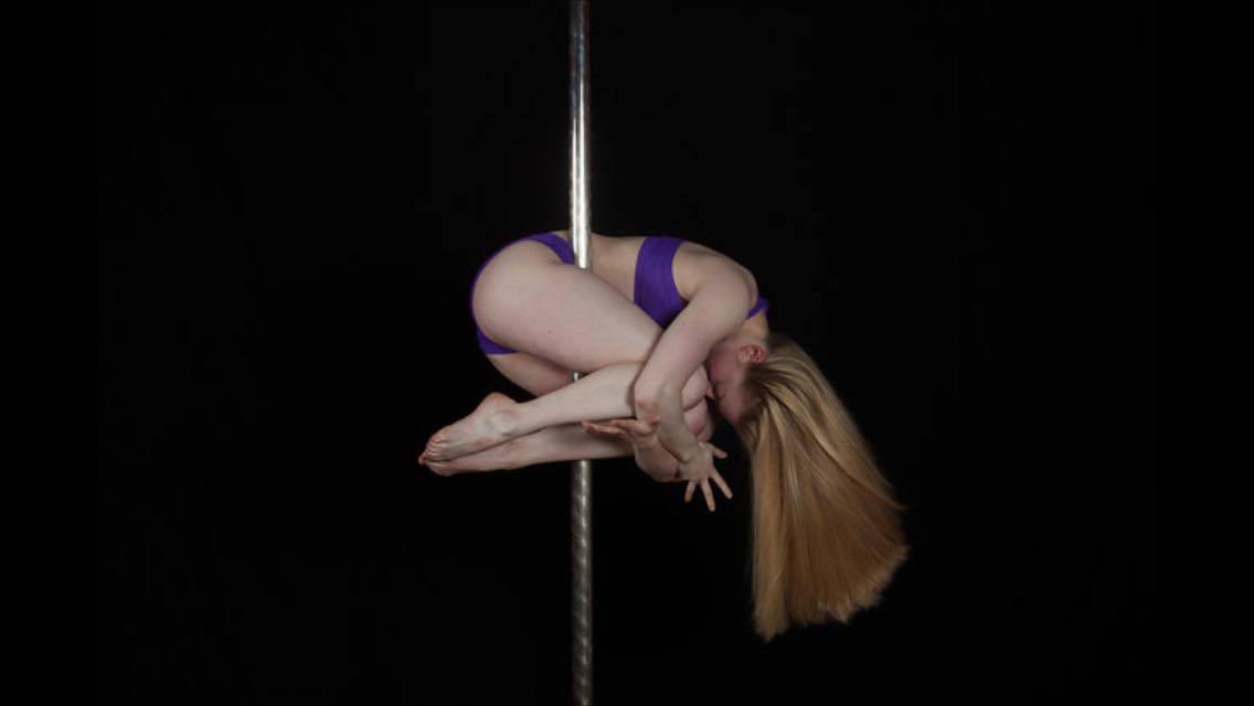 Carrie Robinson - Lead Instructor - Soul Pole Dance & Fitness