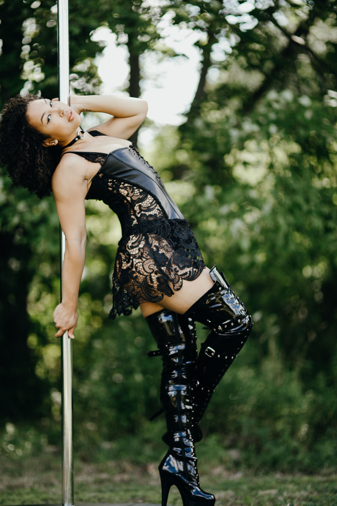 Jazzmine Divvine | Soul Pole Dance Instructor
